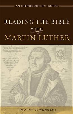 Picture of Reading the Bible with Martin Luther