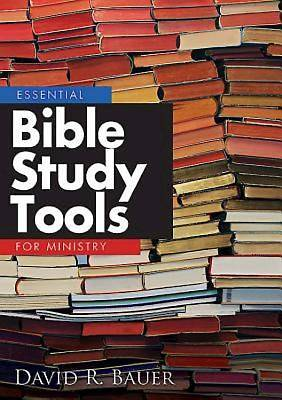 Picture of Essential Bible Study Tools for Ministry