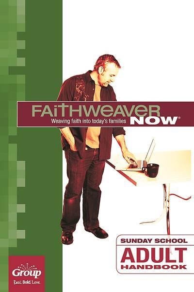 Picture of FaithWeaver Now Adult Handbook Fall 2021