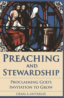 Picture of Preaching and Stewardship