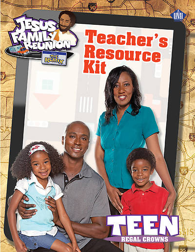 UMI VBS 2013 Jesus Family Reunion: The Remix Teen Teacher Resource Kit