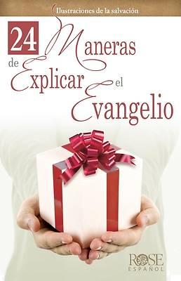 Picture of 24 Maneras de Explicar El Evan