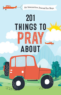 Picture of 201 Things to Pray about (Boys)