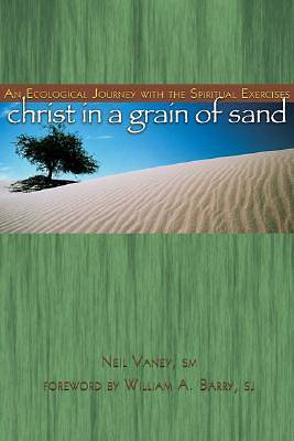 Picture of Christ in a Grain of Sand