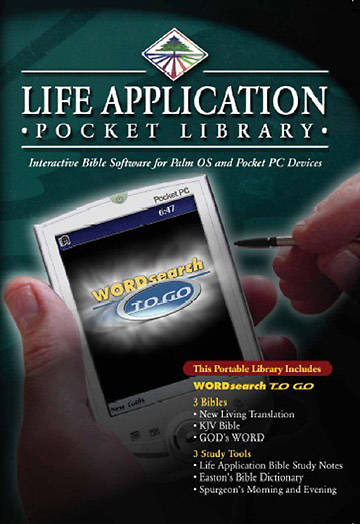 WORDsearch-to-go Life Application Bible Pocket Library