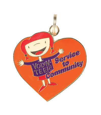 FaithWeaver Friends Elementary Service to Community Key (pkg. 5)