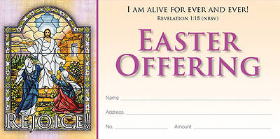 Picture of Rejoice! Easter Offering Envelope