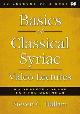 Basics of Classical Syriac Video Lectures
