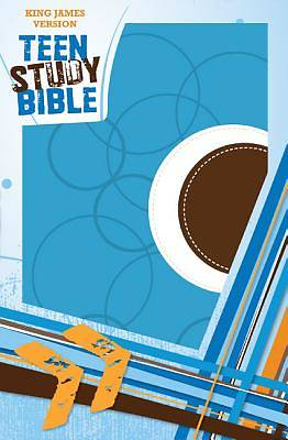Picture of King James Version Teen Study Bible