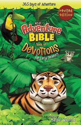 Adventure Bible Book of Devotions for Early Readers, NIRV