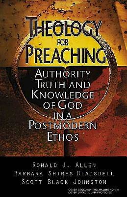 Picture of Theology for Preaching