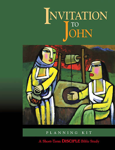 Invitation to John: Planning Kit
