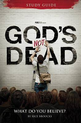 Picture of God's Not Dead Adult Study Guide