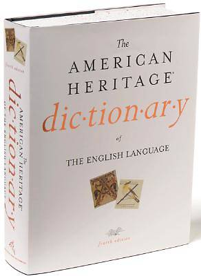 Picture of The American Heritage Dictionary of the English Language