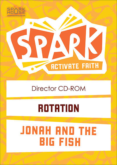 Spark Rotation Jonah and the Big Fish Director CD