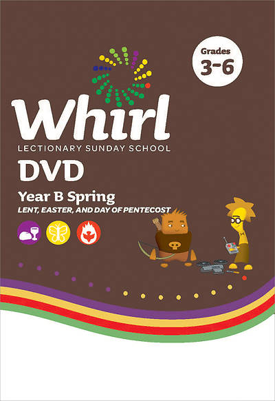 Picture of Whirl Lectionary Grades 3-6 DVD Spring Year B