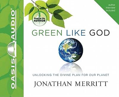 Green Like God CD
