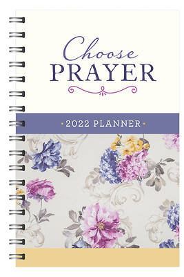 Picture of 2022 Planner Choose Prayer