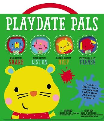 Playdate Pals Behaviors Boxset
