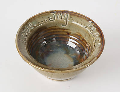 Picture of Fruit of the Spirit Small Porcelain Pasta Style Bowl