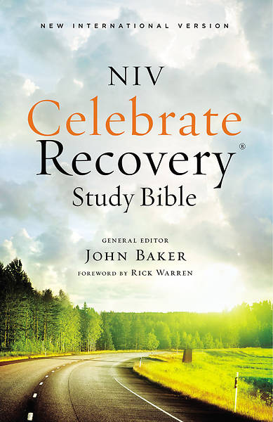 Picture of NIV, Celebrate Recovery Study Bible, Paperback