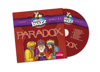 Groups Buzz  Paradox Grades 3 & 4 CD Winter 2012-13