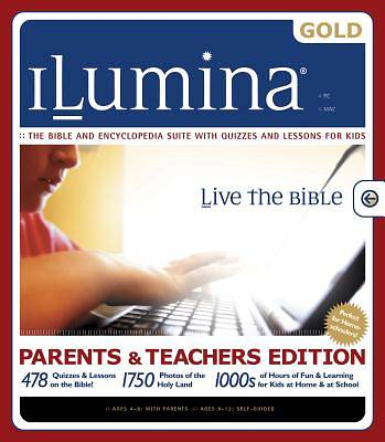 iLumina Gold Parent and Teachers Edition CD-ROM
