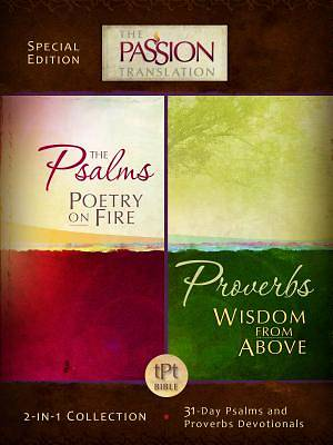 Psalms Poetry on Fire & Proverbs Wisdom from Above