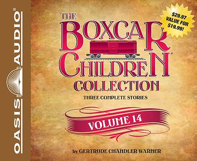 The Boxcar Children Collection Volume 14 (Library Edition)