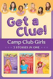 Picture of The Camp Club Girls Get a Clue!