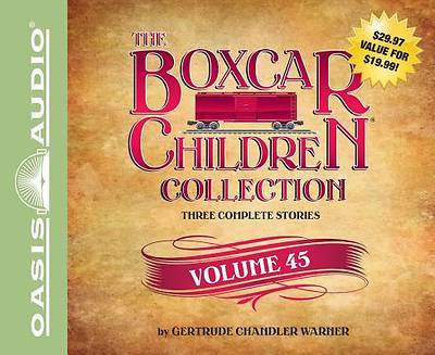 The Boxcar Children Collection Volume 45 (Library Edition)