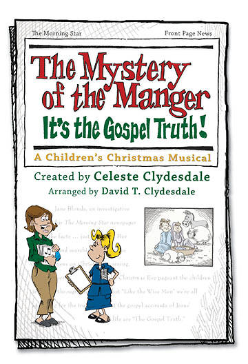 The Mystery of the Manger  Choral Book