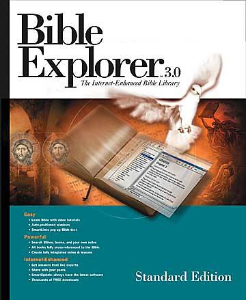 Bible Explorer™ 3.0 Standard Edition CD-ROM