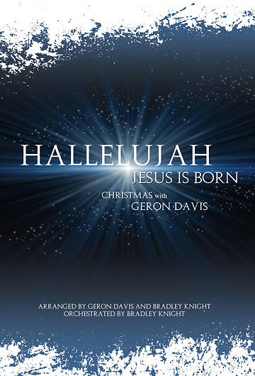 Hallelujah, Jesus Is Born SATB Choral Book