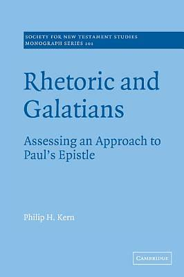 Rhetoric and Galatians