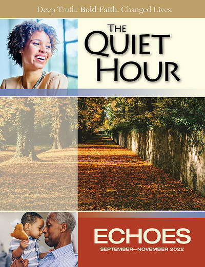 Picture of Echoes Adult The Quiet Hour Fall