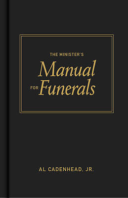 Ministers Manual for Funerals