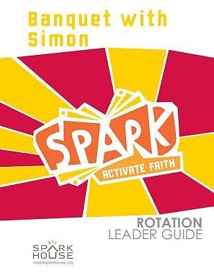 Spark Rotation Banquet with Simon Leader Guide