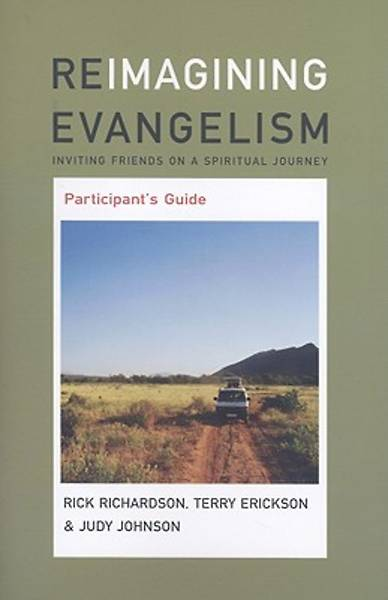 Picture of Reimagining Evangelism Participant's Guide
