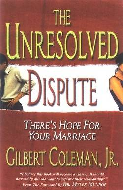 The Unresolved Dispute