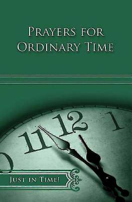 Picture of Just in Time! Prayers for Ordinary Time - eBook [ePub]