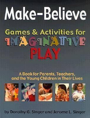 Picture of Make-Believe Games Activities for Imaginative Play