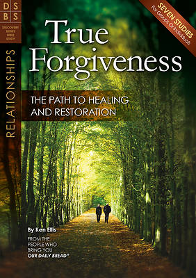 Picture of True Forgiveness Study Guide