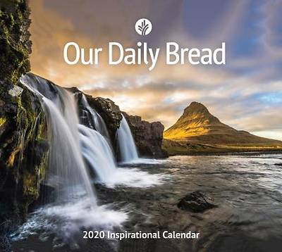Picture of Our Daily Bread Wall Calendar 2020