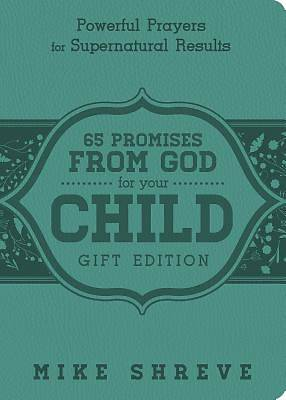 Picture of 65 Promises from God for Your Child (Gift Edition)