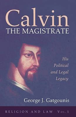 Picture of Calvin the Magistrate