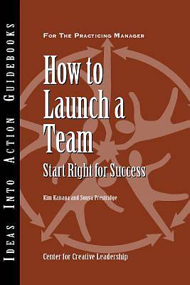 How to Launch a Team [Adobe Ebook]
