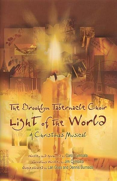 Light of the World; A Christmas Musical