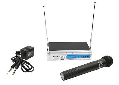 PV-1 V1 Handheld Wireless Mic System