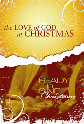 The Love of God at Christmas SATB Choral Book